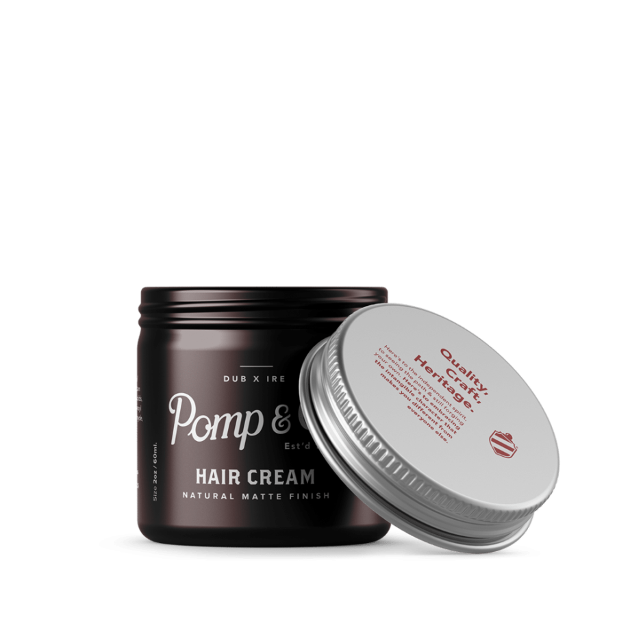 pomp co hair cream