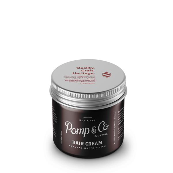 pomp & co hair cream