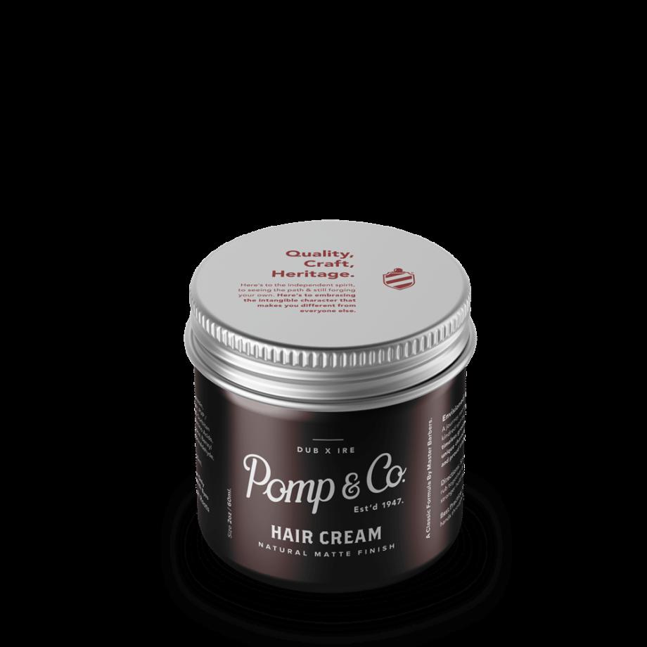 pomp & co hair cream