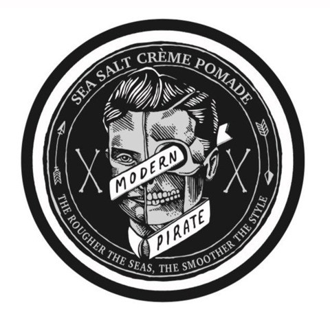 Modern Pirate Sea Salt Creme