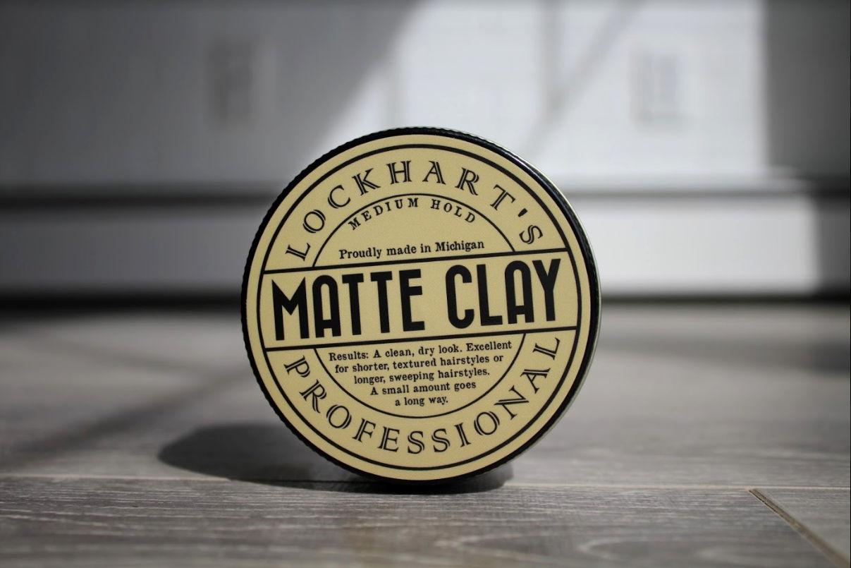 Lockharts Matte Clay