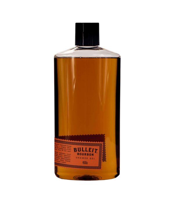 pan drwal bulleit bourbon żel pod prysznic
