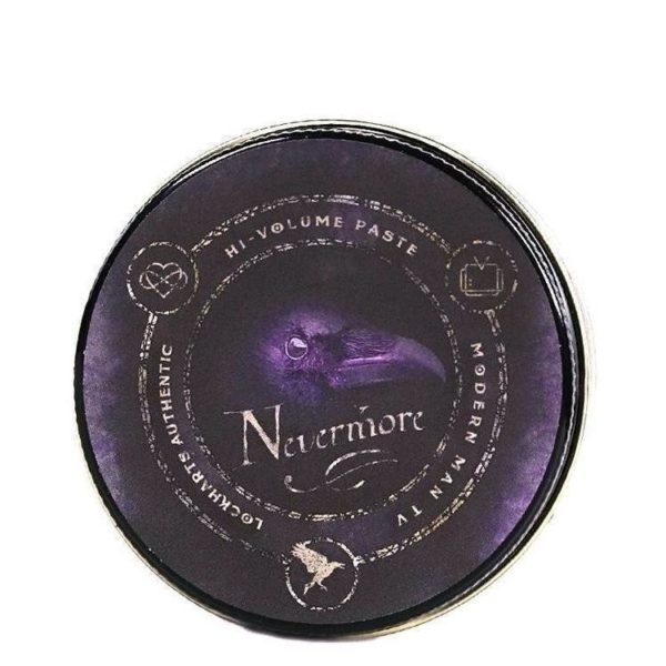 lockhart's nevermore matte paste