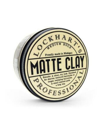 lockharts professional matte clay
