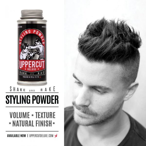 uppercut deluxe styling powder