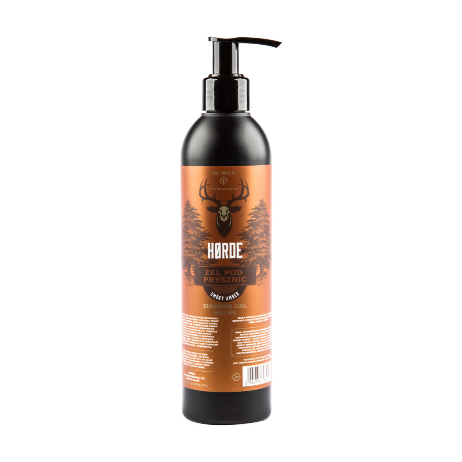 szampon do włosów horde smoky amber